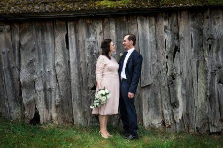 Hochzeitsfotografie vintage