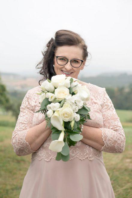 Hochzeitsfotografie Braut Buket