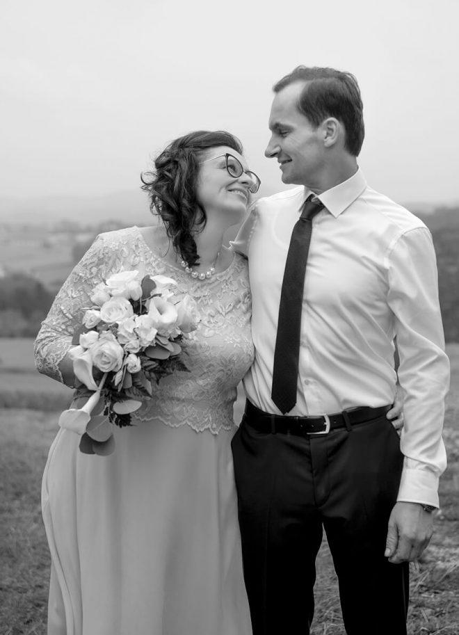 Hochzeit am Mühlviertler Bauernhof