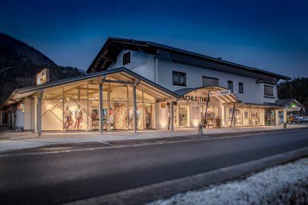 Architekturaufnahme Fotografie Pachleitner in Hinterstoder