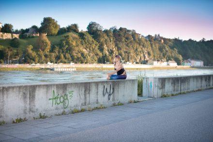 Yoga-Fotografie Linz