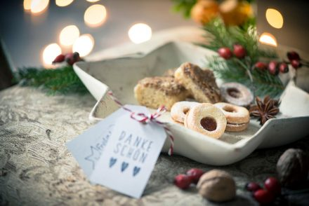 Weihnachtskekse Foto