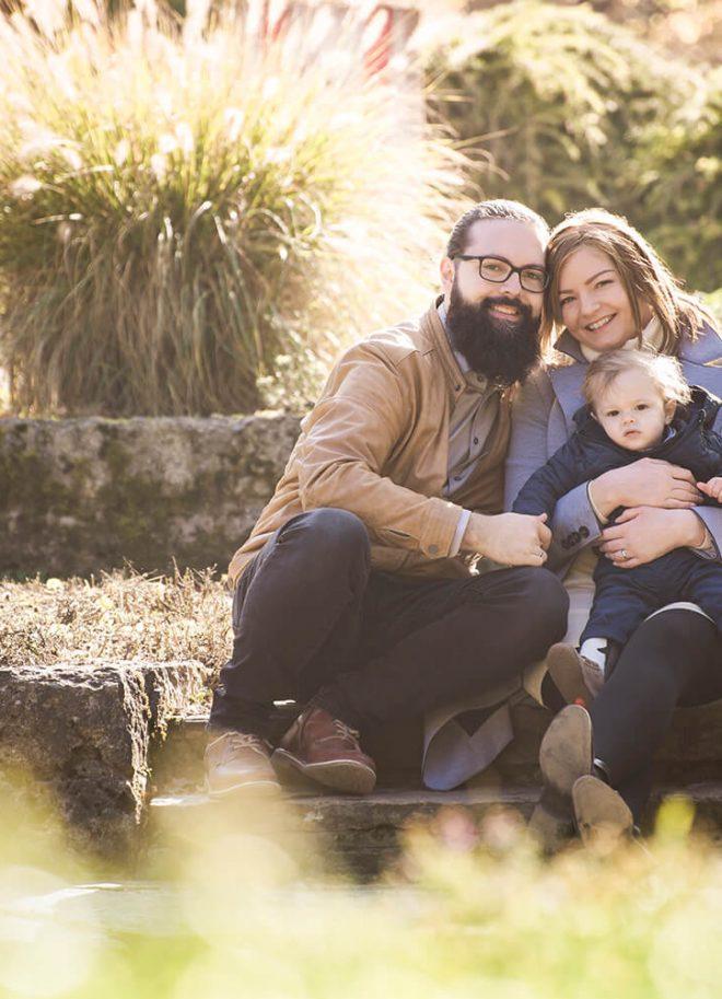 Familienfotos in Linz