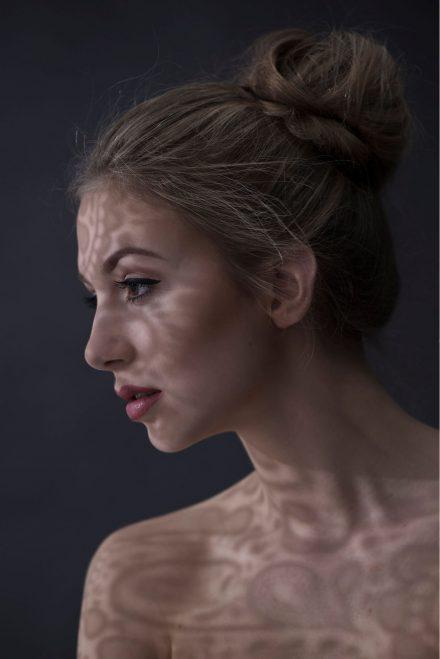 Fotografie Schattenspiele Portrait