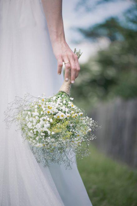 Fotografie Hochzeit Bukett Natur
