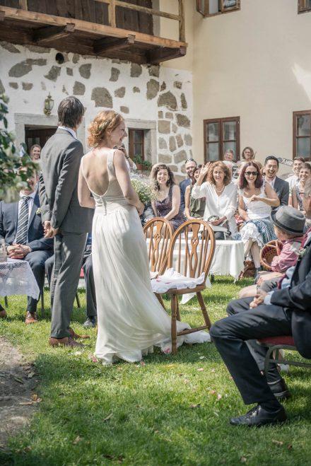 Fotografie Hochzeit Ansprache