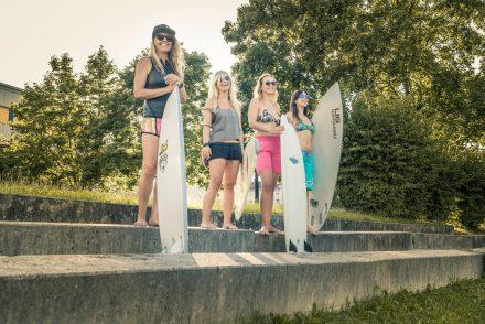 Surf-Feeling Sommer Linz