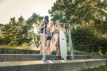 Surfgirls Linz
