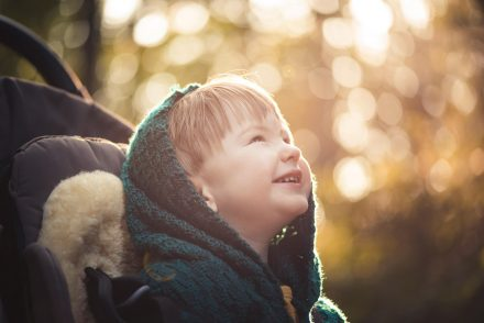 Kinder-Fotografie Outdoor