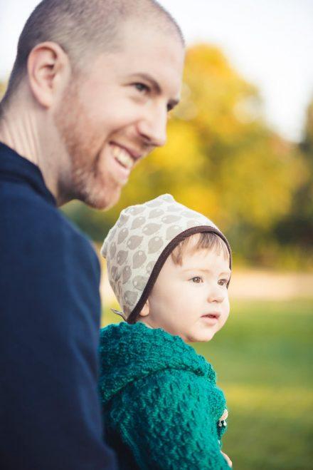 Kinder-Fotografie Herbst